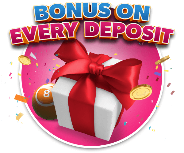 bingo bonus deposits