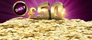 £50 Daily - 90 Ball Bingo