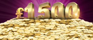 £1500 - 90 Ball Bingo