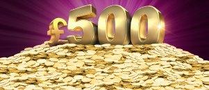 £500 75 Ball Bingo