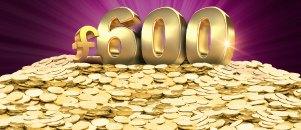 75 Ball Bingo - £600