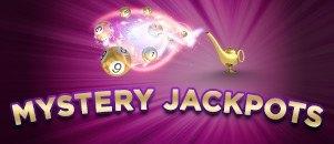 75 Ball Bingo - Mystery Jackpots