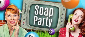 75 Ball Bingo - Soap Party